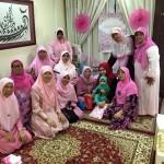 Majlis Cukur Rambut on 16 May at Blk 473 Jurong west St 41