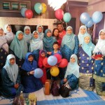 Majlis Kesyukuran at Blk 162 Senja Road On 28 Sep 2014